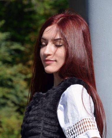 Maryna Zazhytko